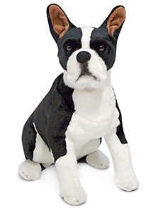 Boston Terrier Plush Toy - Online only