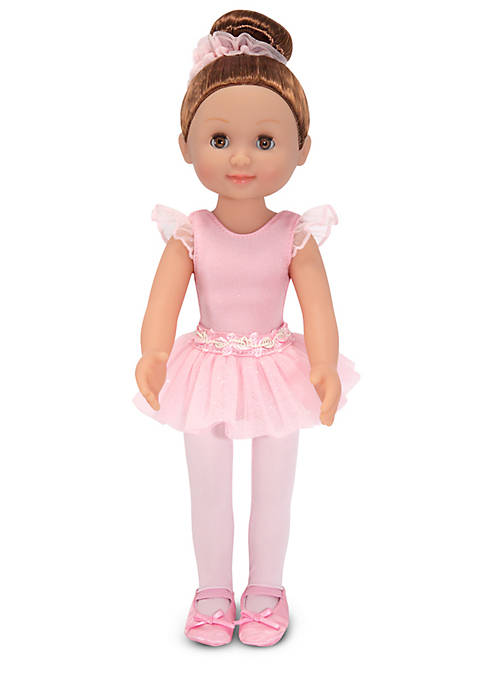 Victoria 14-in. Ballerina Doll - Online Only