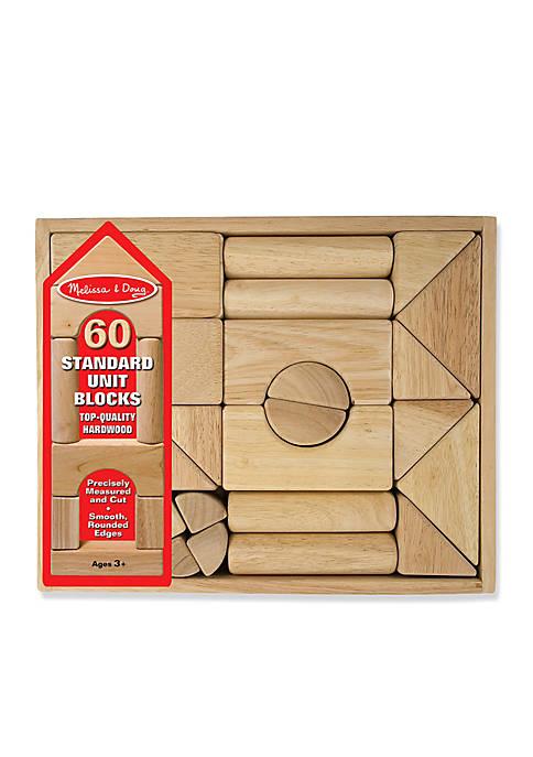 Standard Unit Blocks - Online Only