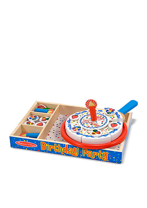 Birthday Party Cake - Online Only