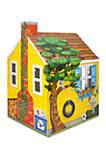 Cardboard Structure Cottage