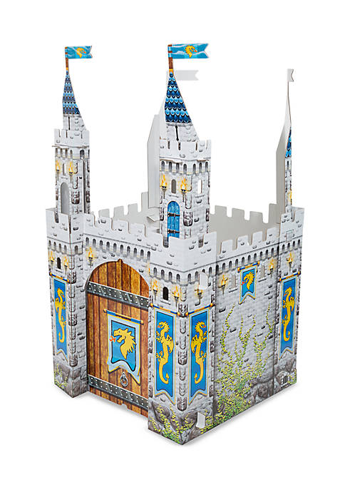 Melissa & Doug® Medieval Castle Indoor Playhouse