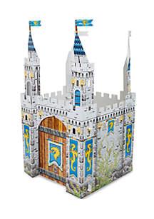 Melissa & Doug® Medieval Castle Indoor Playhouse