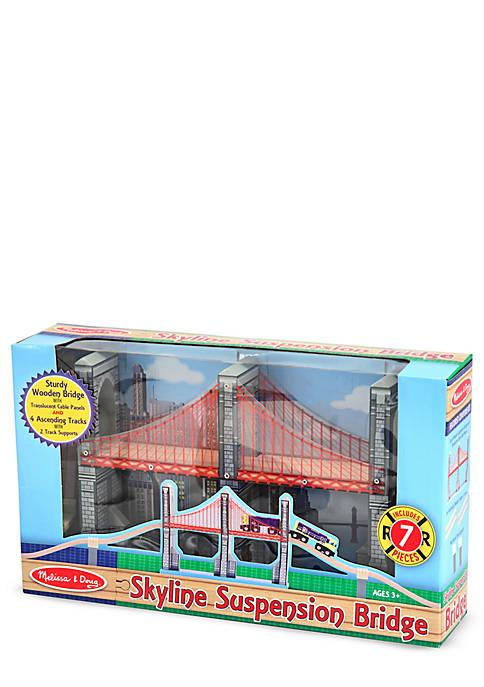 Skyline Suspension Bridge Set