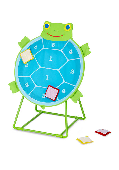 Sunny Patch Dilly Dally Turtle Target Action Game