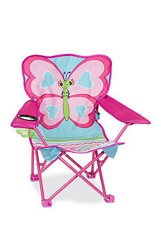 Melissa & Doug® Melissa & Doug Cutie Pie Butterfly Camp Chair