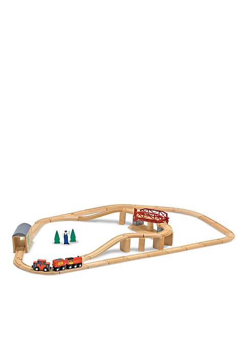 Trains & Vehicle Sets Swivel Bridge Train Set - Online Only