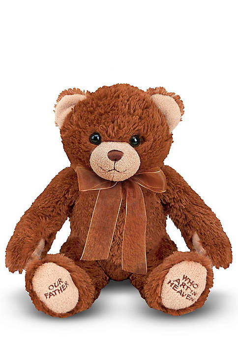 Lords Prayer Bear - Online Only