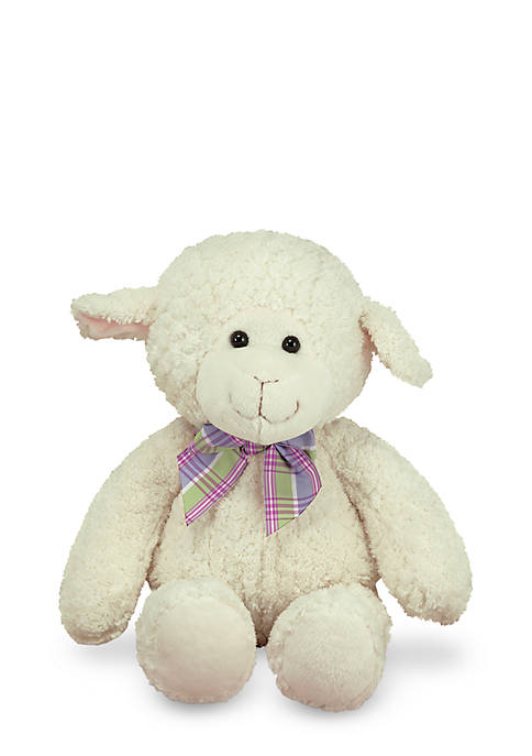 Melissa & Doug® Plush Lovely Lamb