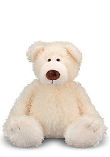 Cream Big Roscoe Bear - Online Only