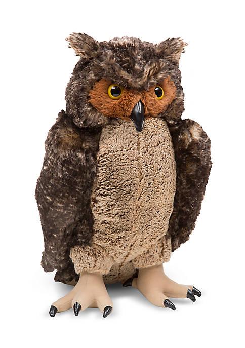 Melissa & Doug® Owl Plush