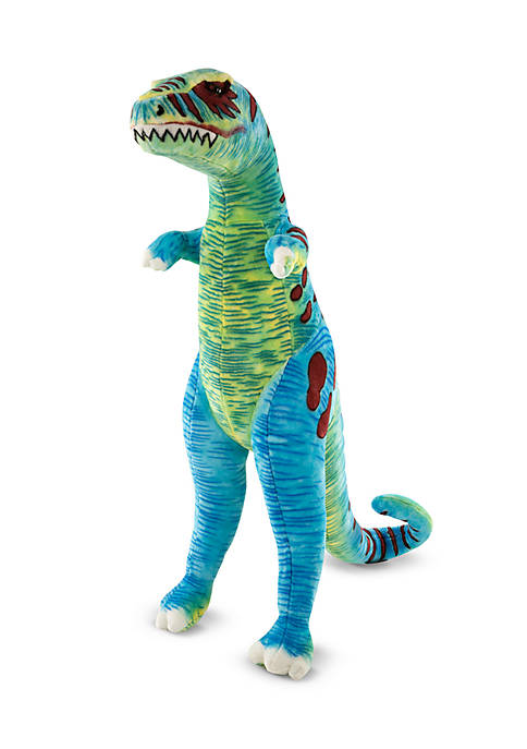 Melissa & Doug® Giant T Rex Plush Toy