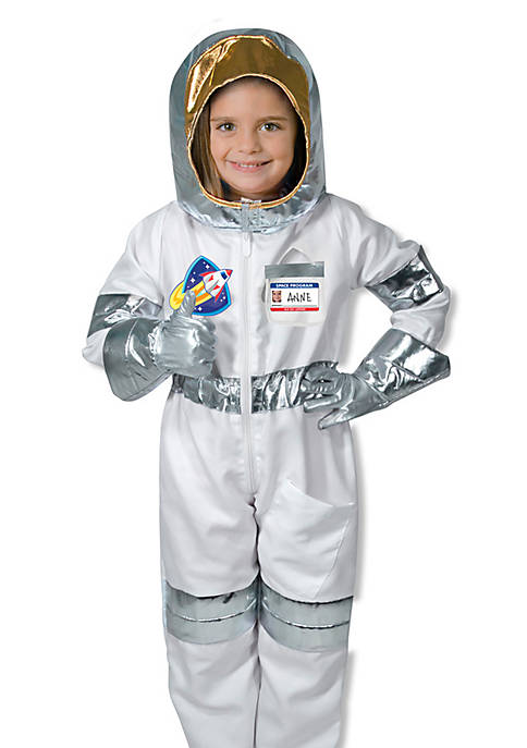 Melissa & Doug® Astronaut Roll Play Set