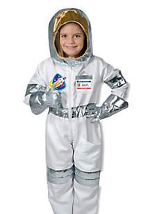 Melissa & Doug® Astronaut Roll Play Set