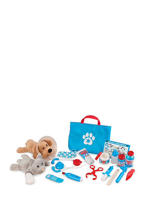 Melissa & Doug® Examine & Treat Pet Vet