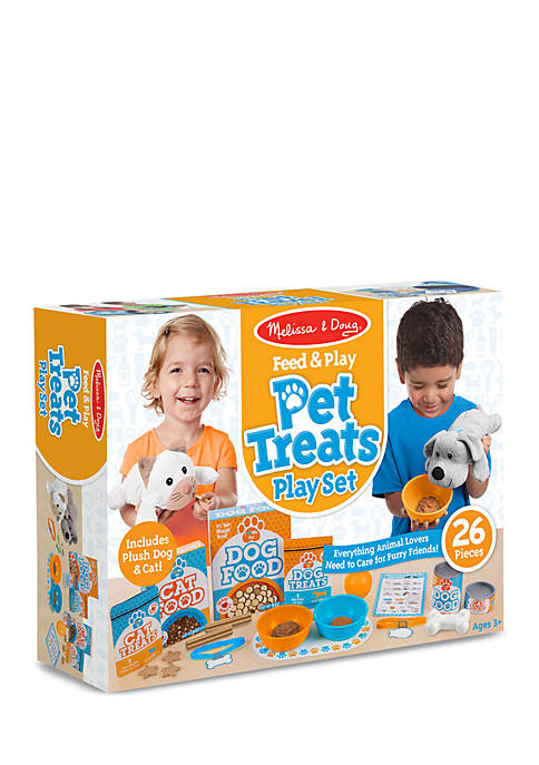 Melissa & Doug® Feed & Play Pet Treats