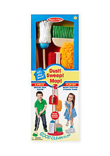 Melissa & Doug® Let's Play House! Dust, Sweep And Mop