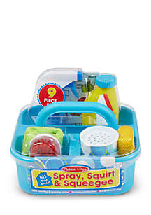 Let's Play House! Spray, Squirt And Squeegee Play Set