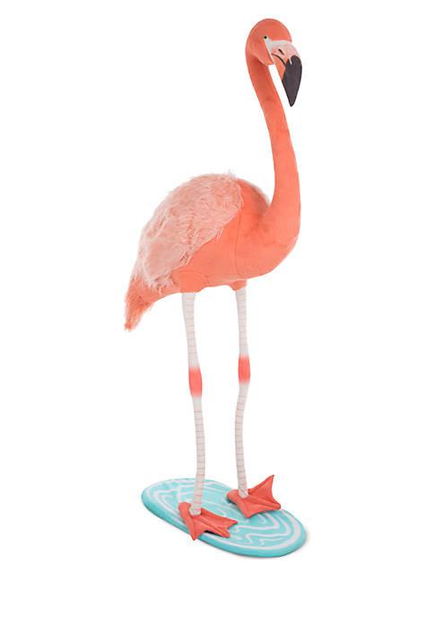Melissa & Doug® Giant Plush Flamingo
