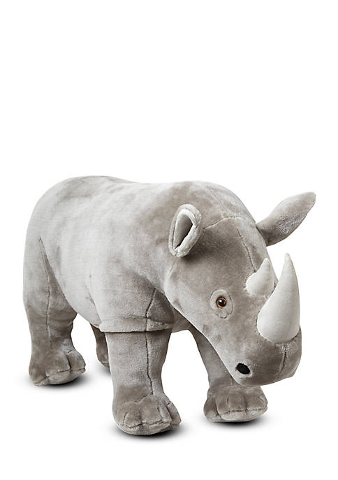 Melissa & Doug® Rhino Plush-Online Only