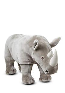 Rhino Plush-Online Only