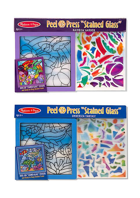 Rainbow Sea Peel N Press-Online Only