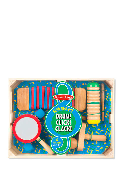 Band-in-a-Box Drum Set