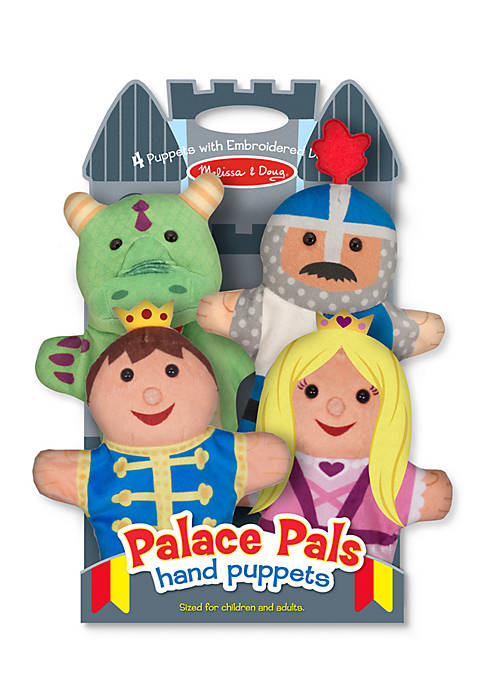 Palace Pals Hand Puppets-Online Only