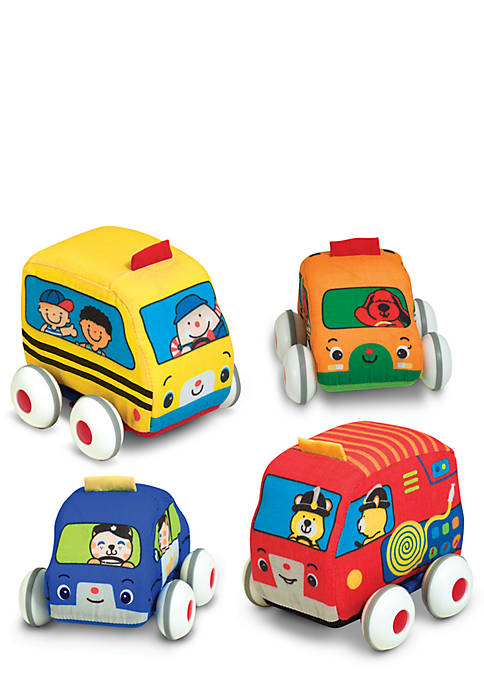 Melissa & Doug® Block Vehicles