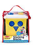 Kids Stacking Blocks-Online Only