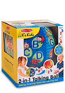 2 in 1 Talking Ball - Online Only