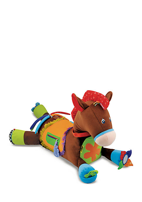 Melissa & Doug® Giddy-Up & Play