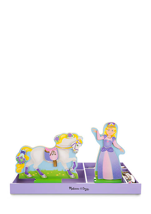Melissa & Doug® Lila & Lucky Magnetic Dress-Up