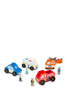 Emergency Vehicle Set
