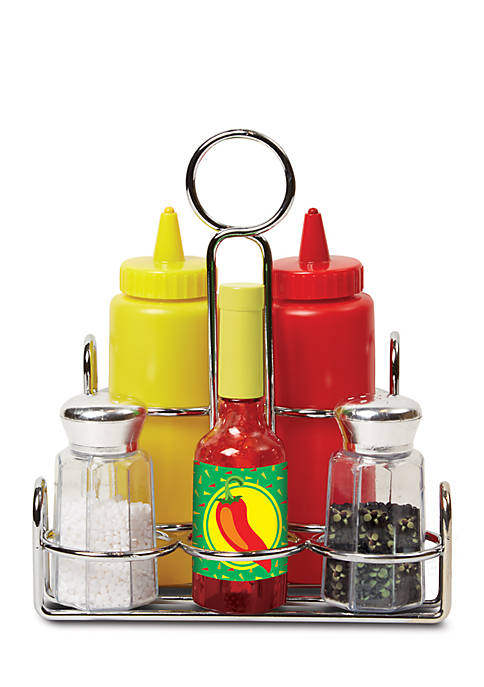 Melissa & Doug® Condiments Set
