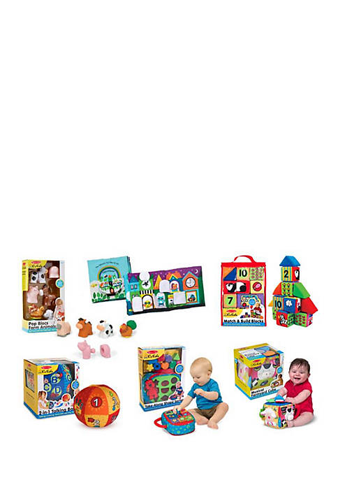 Melissa & Doug® Lets Play Baby Fun Bundle