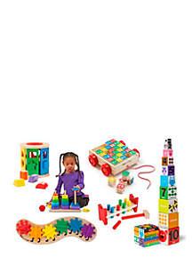 Melissa & Doug® Let's Play Classic Toys Bundle