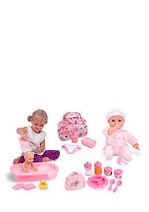 Melissa & Doug® Let's Play Dolls Bundle