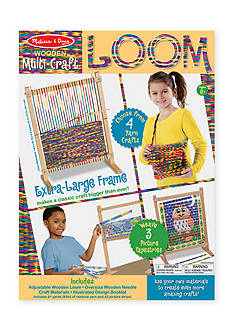 Melissa & Doug® Multi Craft Weaving Loom - Online Only