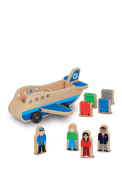 Melissa & Doug® Airplane Toy Set-Online Only
