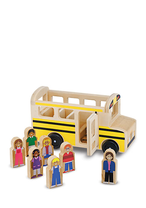 School Bus Play Set-Online Only