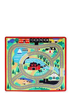 Melissa & Doug® Round Town Road Rug-Online Only