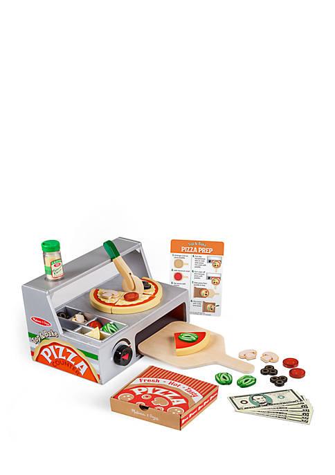 Melissa & Doug® Top Bake Pizza Counter
