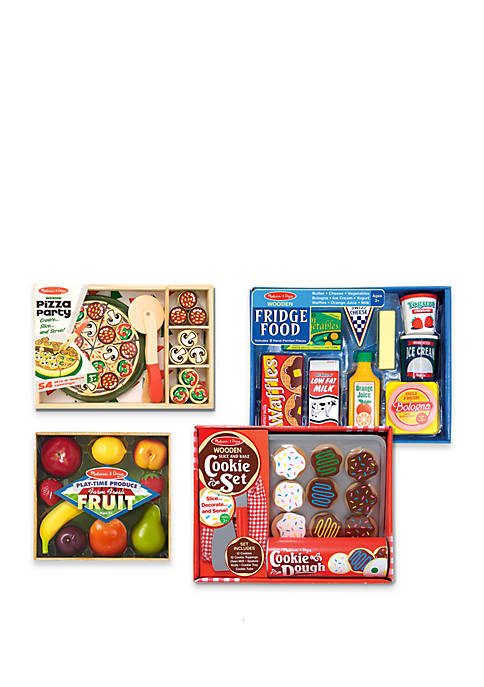 Melissa & Doug® Food Set