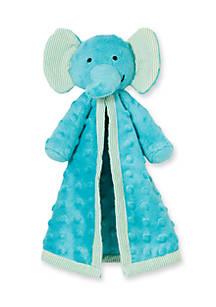Nursery Rhyme Elephant Snuggy Security Blanket Belk