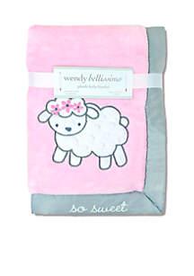 Wendy Bellissimo Elodie Sheep Blanket