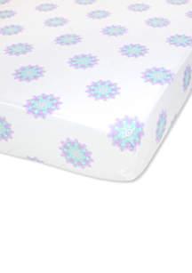 Infant Girls Anya Fitted Crib Sheet