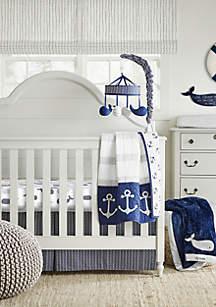 Landon 4-Piece Crib Bedding Set