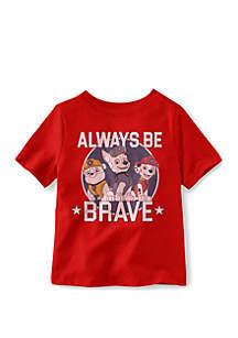 Well Worn Toddler Boys Brave Paw Patrol T-Shirt