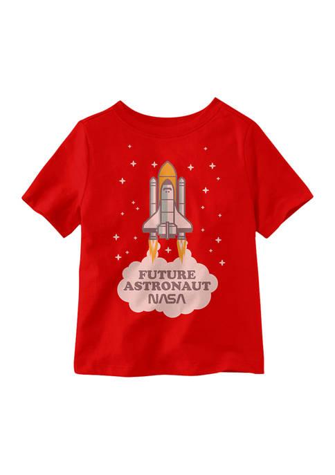 Toddler Boys Future Astronaut T-Shirt
